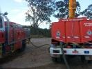Filling a tanker