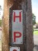 Locating a hydrant