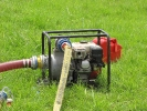 Using a pump